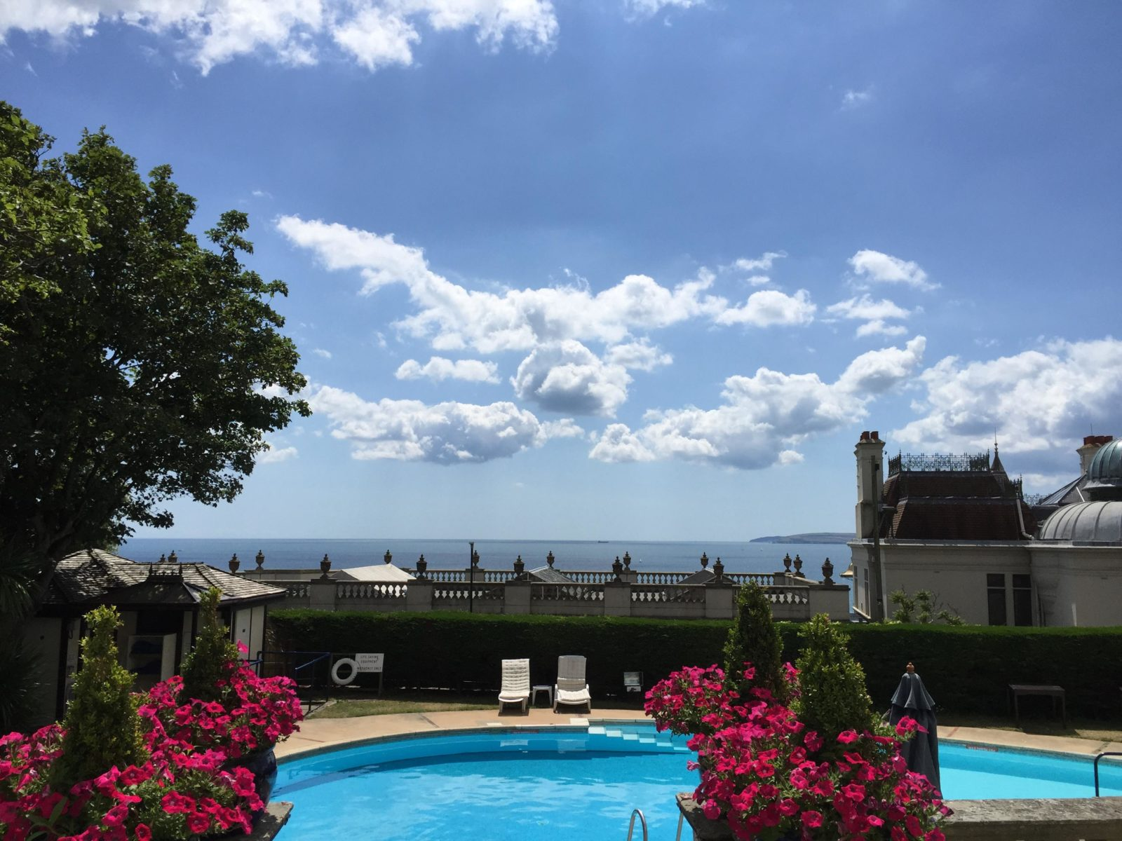 Bournemouth s hotel of the year takes a day trip to brum - Bournemouth hotels with swimming pools ...