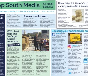 Hot off the press – our newsletter is out now!
