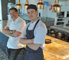 Celebrity Chef joins recruiters in highlighting chef shortage