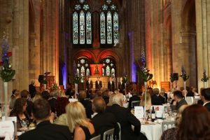Charity dinner funds state of the art cardiac software
