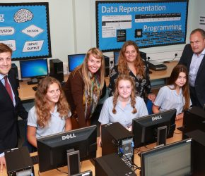 Bournemouth school lifts off with solicitors