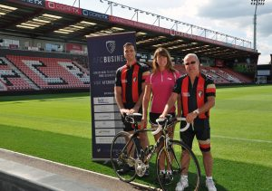 AFC Business seeks more riders for charity ride