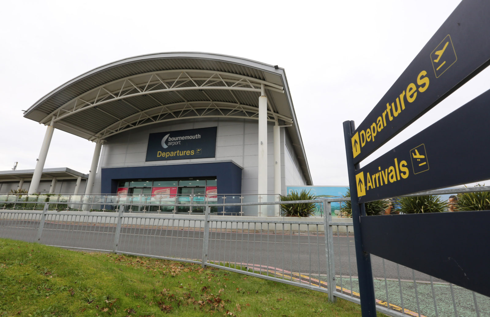Bournemouth Airport Arrivals >> Bournemouth Airport Unveils New Exciting 2018 Schedule Deep South