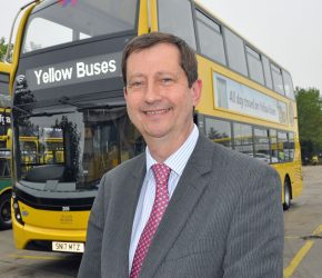 Yellow Buses named top operator in Bus Passenger Survey