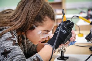 Parkfield pupils can't STEM their flow of creativity