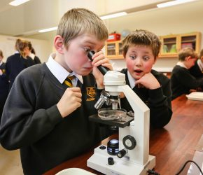 Science put under the microscope