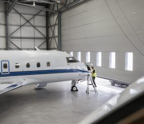 Bournemouth Airport takes off with global business jet company