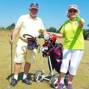 Parley's golfers swing for charity