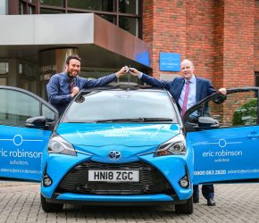 Law firm drives ahead at new HQ