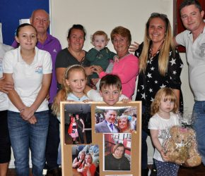 Community comes together for Lynzie