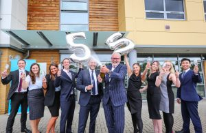 Champagne launch as law firm opens new Christchurch office