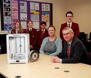 New high-tech innovation suite for Arnewood