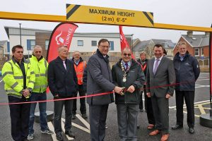 Britannia boosts East Cowes car parking