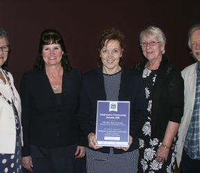 Accolades for Ferndown volunteer group