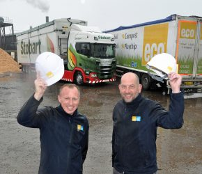 Eco goes greener by supplying wood to new UK power plant