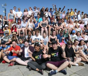 Best foot forward for NCS young people