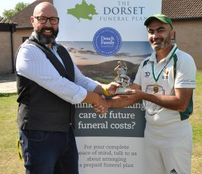 Corfe Mullen are team of the month