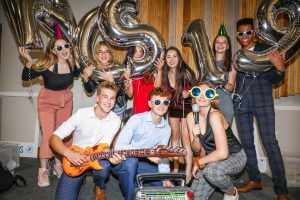 Hundreds of young people celebrate NCS graduation