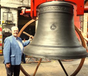 Asia becomes latest host to English bell ringing