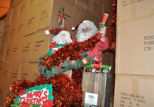 Tradition returns this Christmas as Frozen fad thaws