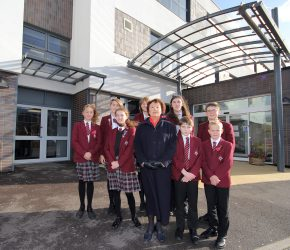 School building named after long-serving governor