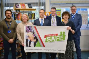 Hampshire Safe welcomes six new schools