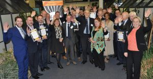Consortium's long-serving members celebrated