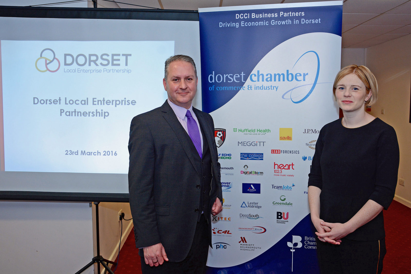 Dorset's economy under spotlight at DCCI meeting