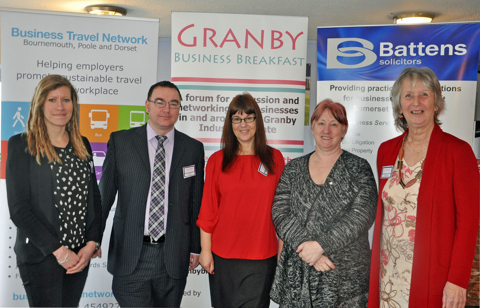 Battens Solicitors, Granby Business Breakfast, Weymotuh and Portland Chamber of Commerce