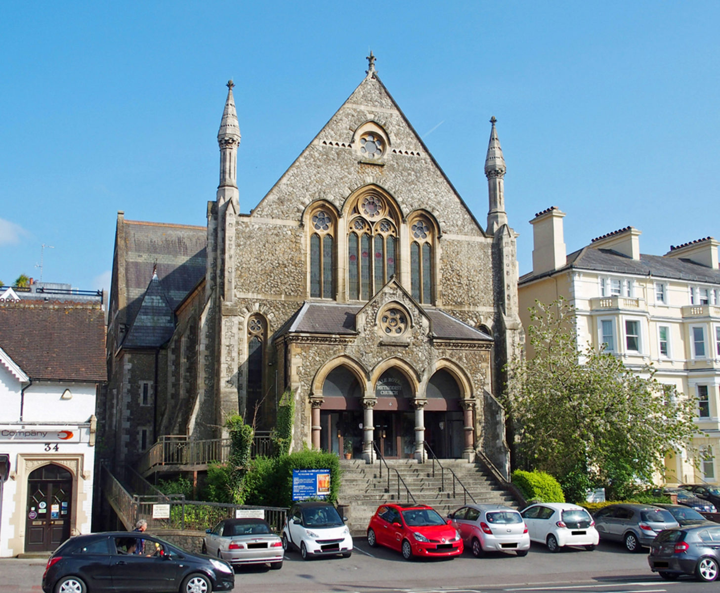 AUCTION LOT: Vale Royal Church, Tunbridge Wells