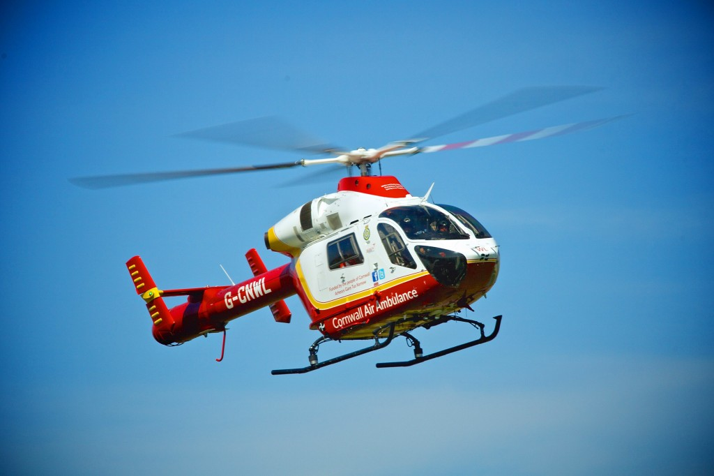 Cornwall Air Ambulance 2