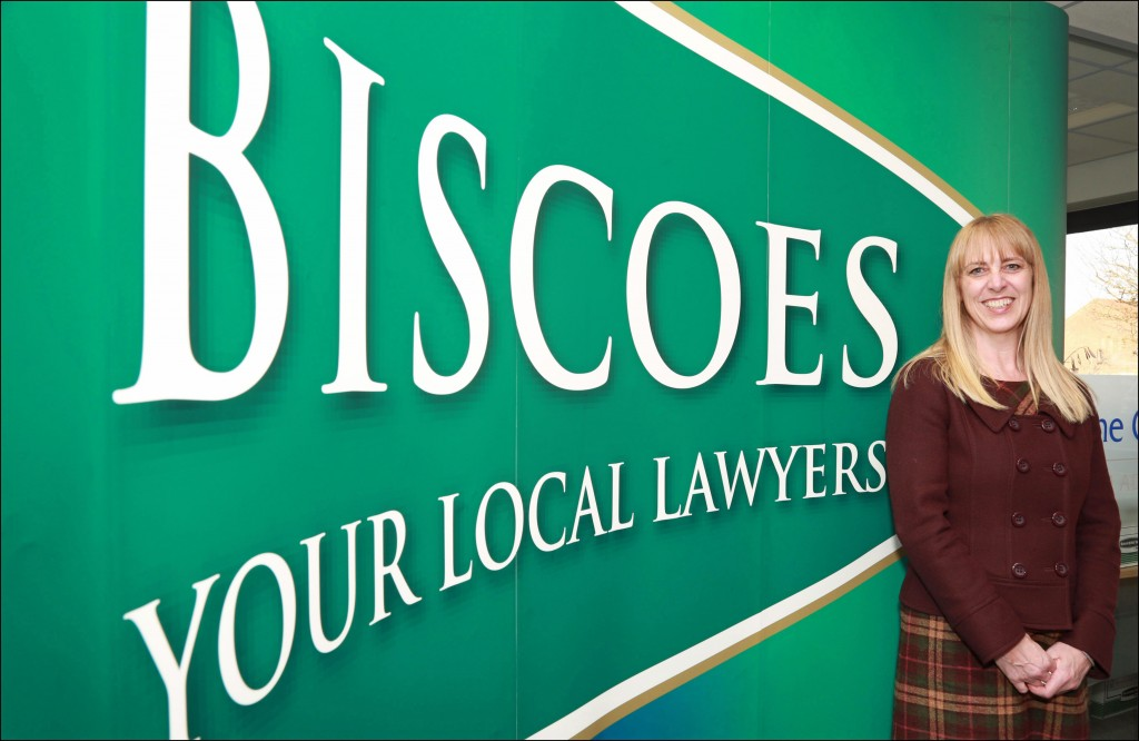 Jane Hodge, Director, Biscoes Law in Hampshire.