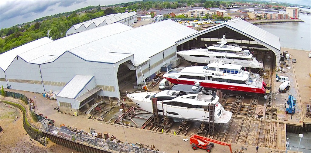 Solent Refit, superyacht, superyachts, YachtsProjects International, refits,