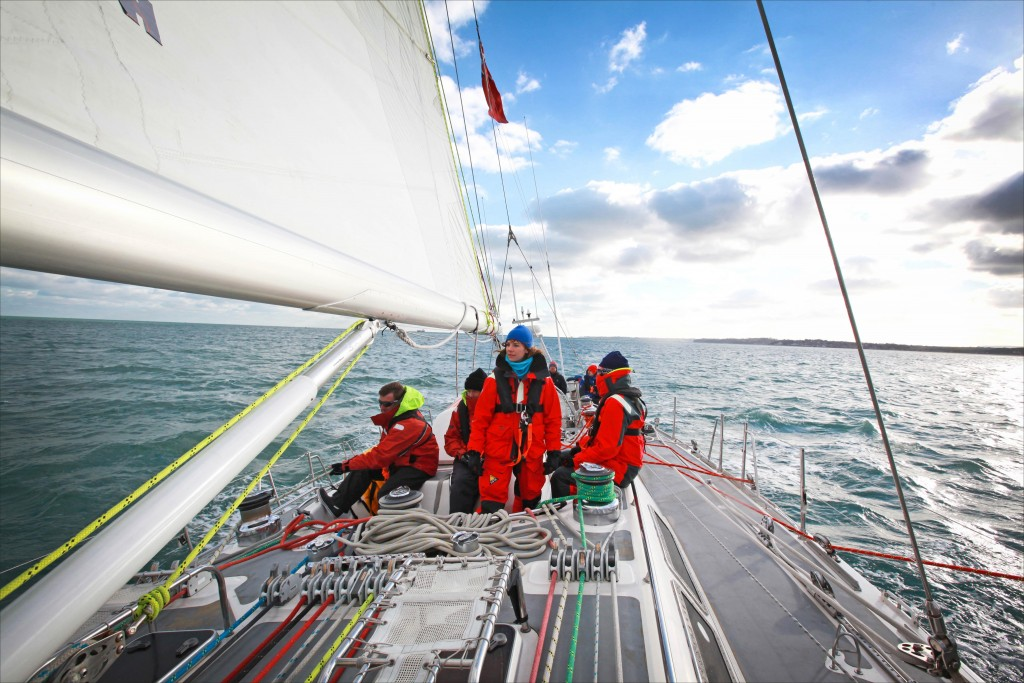 ON COURSE: Sailing specialist First Class Sailing has plotted a course for success by offering a wide variety of classes to amateur sailors. The Southampton-based company has entered a Challenger 72 yacht to the Atlantic Rally for Cruisers (ARC) this year. Twelve amateur crew members have signed up for the two-week transatlantic challenge from Las Palmas to St Lucia, which began on Sunday.
