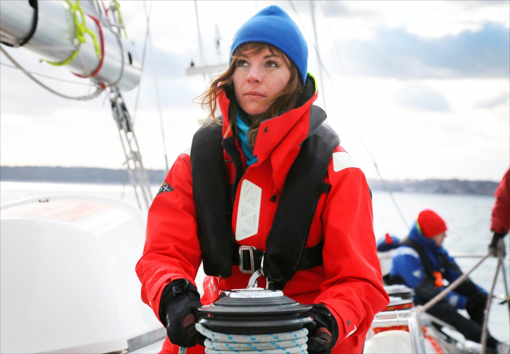 SAILING SWEDE: Helena Sandberg, from Tidaholm in Sweden – now living in central London – is competing in the Atlantic Rally for Cruisers (ARC) with First Class Sailing to get away from busy city life. Helena is one of 12 amateur and four expert crew participating in the race, which starts in Las Palmas on November 20 and finishes in St. Lucia just over two weeks later. Picture by Deep South Media head of visual Paul Collins.