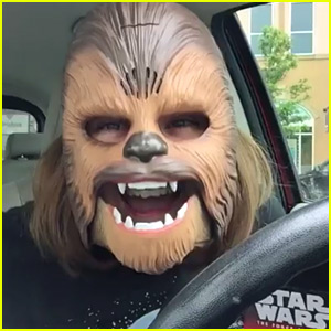 The hilarity of wearing a Chewbacca mask created an avalanche of laughter when Candace Payne's joy was enjoyed by millions.