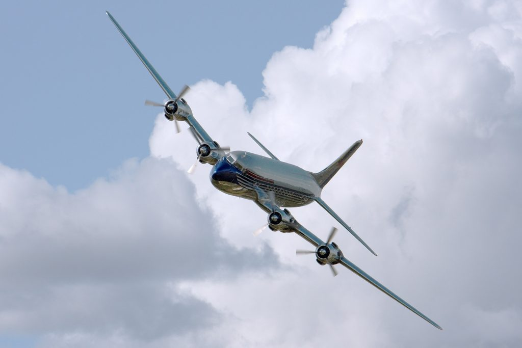 AIRLINE: Sky is the limit for FliteTrak