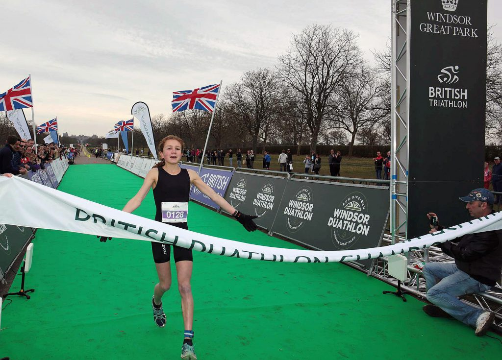 LeAF Studio student and 2016 British Elite Duathlon Champion Serena O'Connor achieved gold medal standard in her ALevels with two As and an A*.