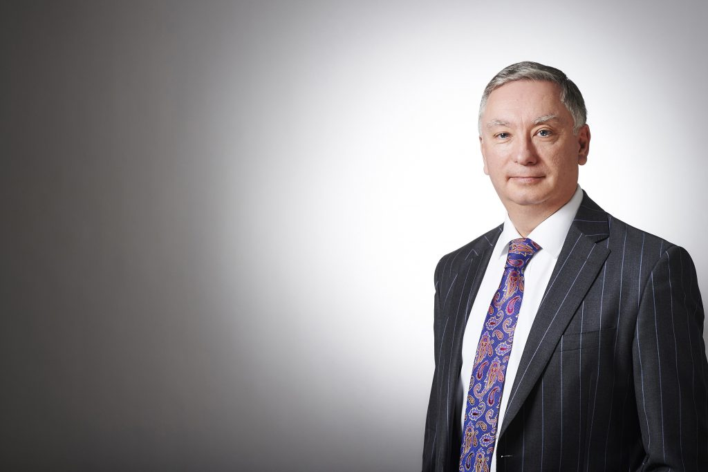 SUCCESSFUL OUTCOME: Greg Palfrey, National Head of Restructuring and Recovery Services, Smith & Williamson.