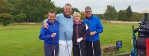 Gather golf buddies and help children's charity