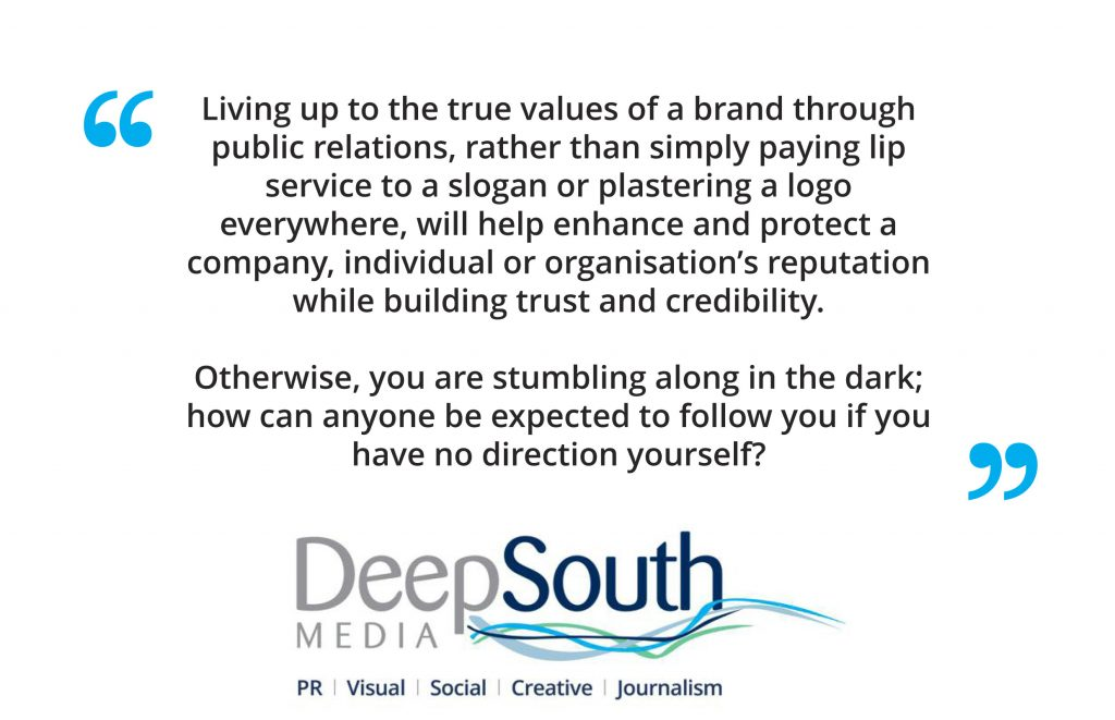 public relations, communications, PR, Deep South Media