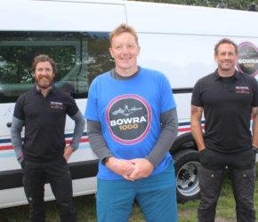 Help for Mark's 1,000 mile challenge