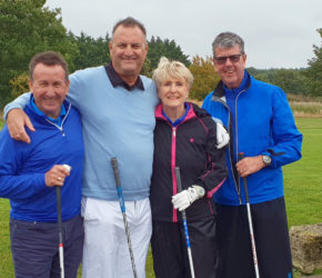 Golf day will help make wishes come true