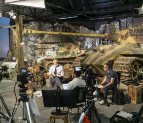 Tank museum breaks all records