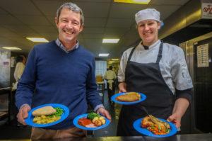 Hot food for schools back on menu