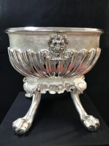 A silver cistern – 300 years in the making