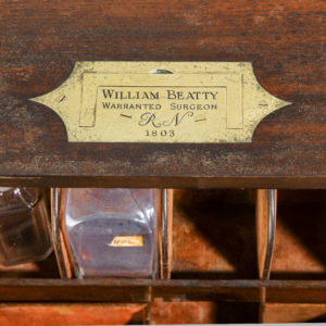 Race is on to save historic medicine cabinet for the nation