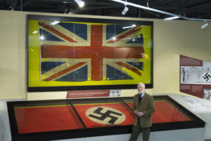 Flags star in new WW II exhibition at Tank Museum