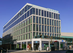 Global relocation specialist relocates to Guildford