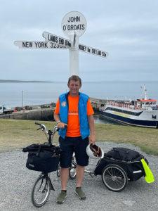 'Soft' SAS hero adds mountains to his challenge